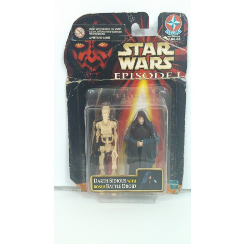 Star Wars - Episode I - Darth Sidious