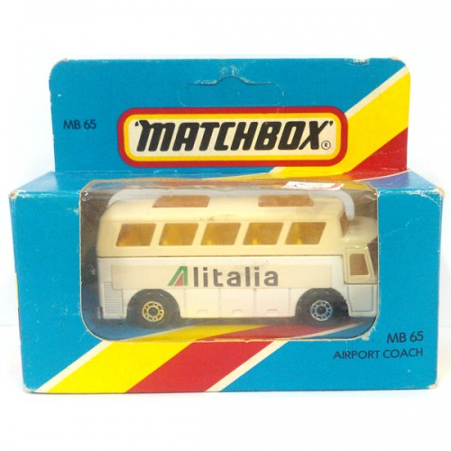 Matchbox - Mb 65 Airport Coach